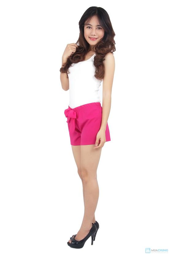 Combo 3 quần short mặc nhà cho nữ - 3