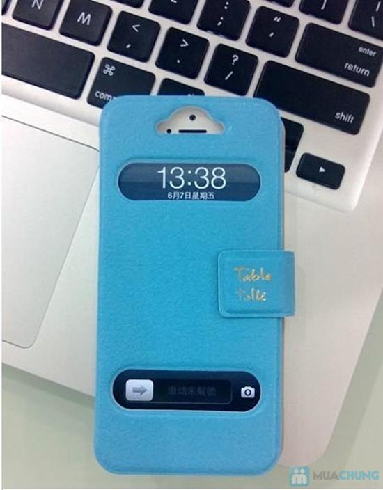 Bao da Iphone 4 table talk thông minh - 8