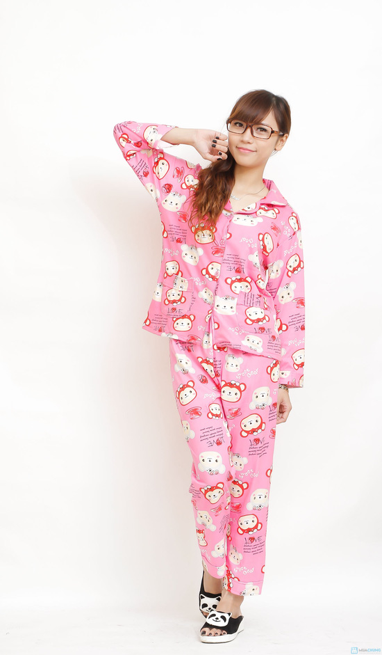 bộ pijama cho bạn gái - 4