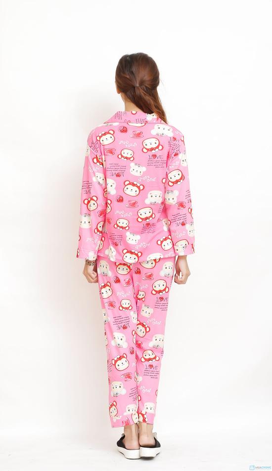 bộ pijama cho bạn gái - 3