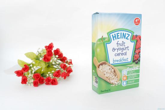 Combo 6 hộp bột ngũ cốc Heinz cho trẻ trên 4 tháng - 5