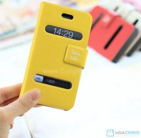 Bao da Iphone 4 table talk thông minh - 3