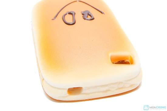 Ốp lưng iphone kiểu bánh mì ngộ nghĩnh - 7
