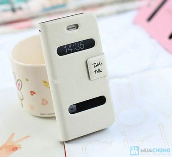 Bao da Iphone 4 table talk thông minh - 2