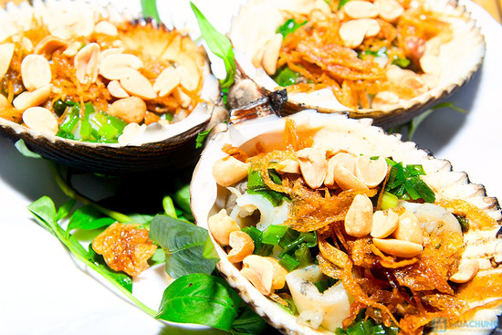 Set ăn 04 món hải sản tươi ngon, phong phú cho 2 - 3 người tại Quán Ốc Ken - 6
