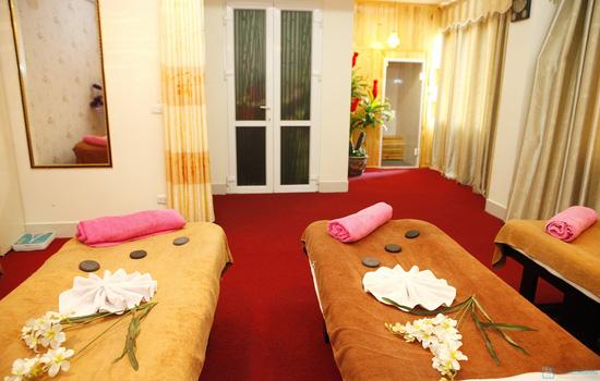 Massage body tại Chi Bảo Spa - 5