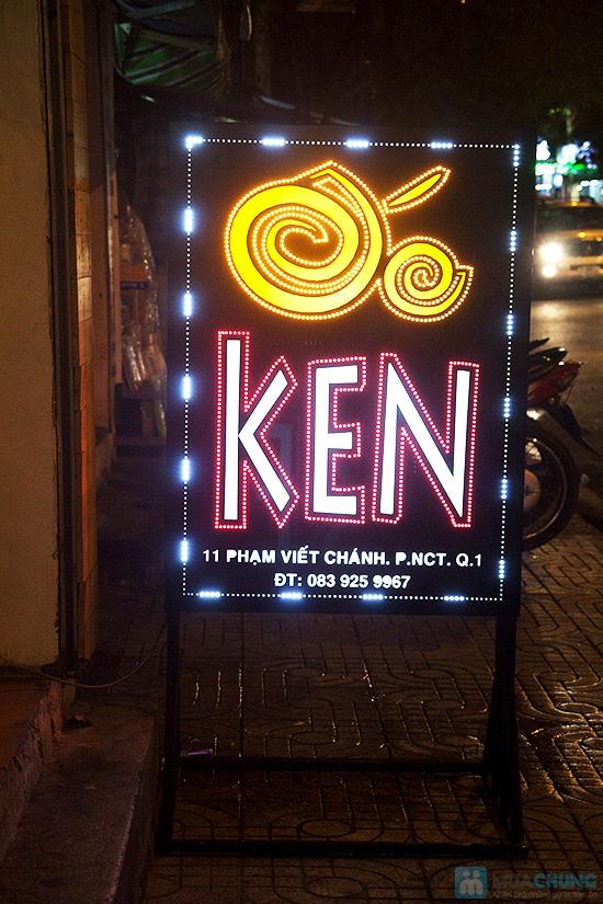 Set ăn 04 món hải sản tươi ngon, phong phú cho 2 - 3 người tại Quán Ốc Ken - 1