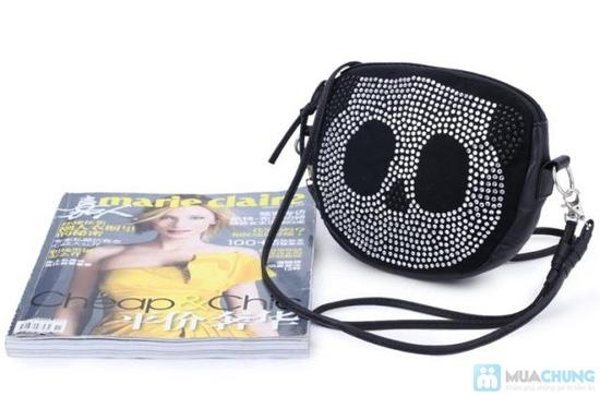 Túi đeo chéo đính hạt - 7