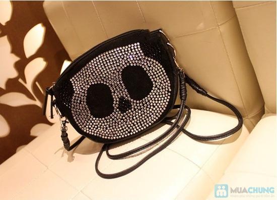 Túi đeo chéo đính hạt - 4