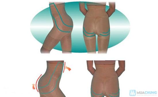 Quần định hình Slim&Lift giúp nịt bụng, nâng mông - 4