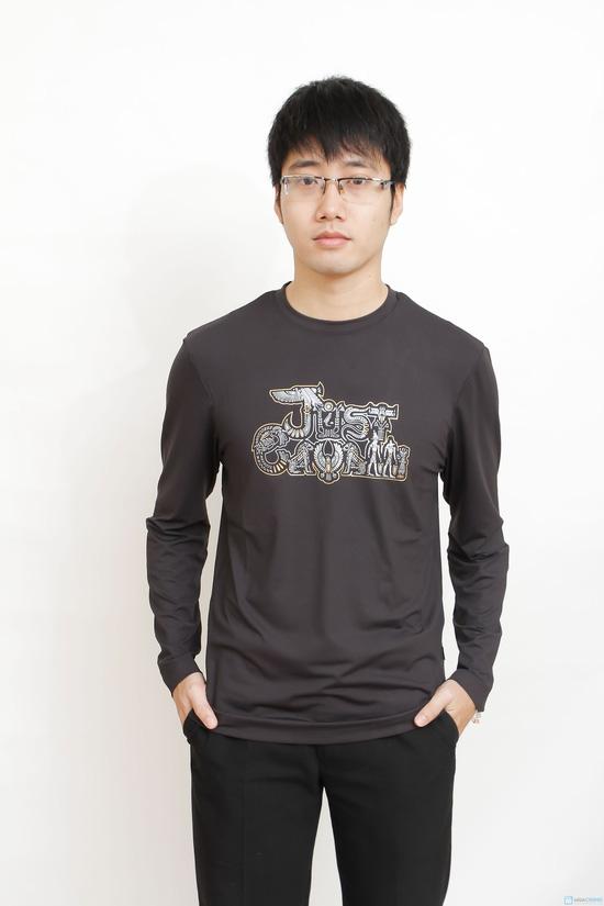 áo phông dài tay cao cấp (43493) - 2