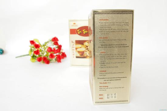 Combo 2 hộp trà thảo mộc Tiên Thảo - 4