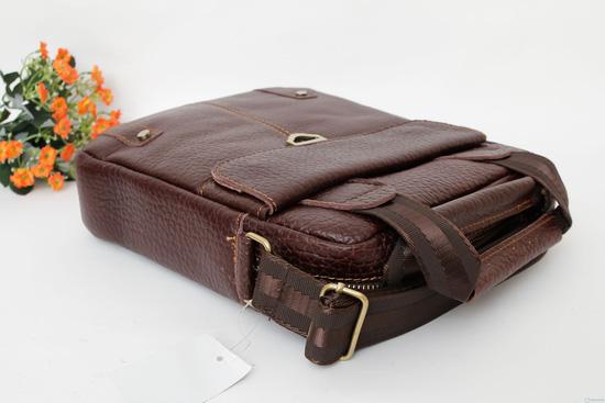 Túi da nam cao cấp 100% da thật - 2