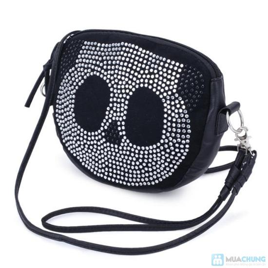Túi đeo chéo đính hạt - 5