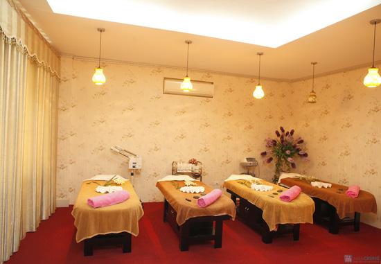 Massage body tại Chi Bảo Spa - 4