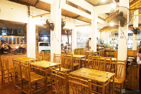 Set ăn 04 món hải sản tươi ngon, phong phú cho 2 - 3 người tại Quán Ốc Ken - 2