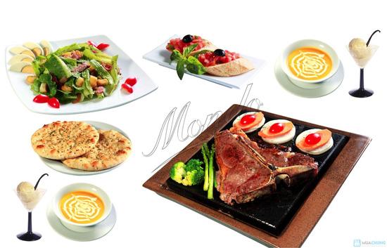 Set ăn ẩm thực Ý tại Mondo - 1