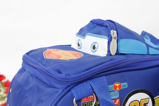 Túi trống hình ô tô đáng yêu cho bé - 4