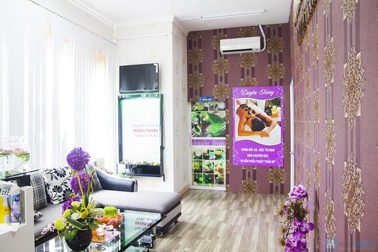Gói dịch vụ chăm sóc da toàn thân tại Trung tâm TMV Duyên Trang - 1