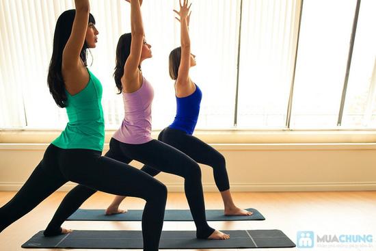 Thẻ tập Yoga hoặc Gym 1 tháng Tại Tâm Đan Fitness Yoga & Spa Center - 1