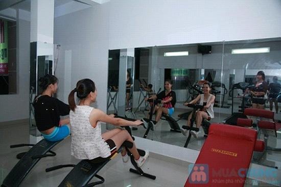 Khóa học Yoga 12 buổi tại CLB Dáng Xinh - 11
