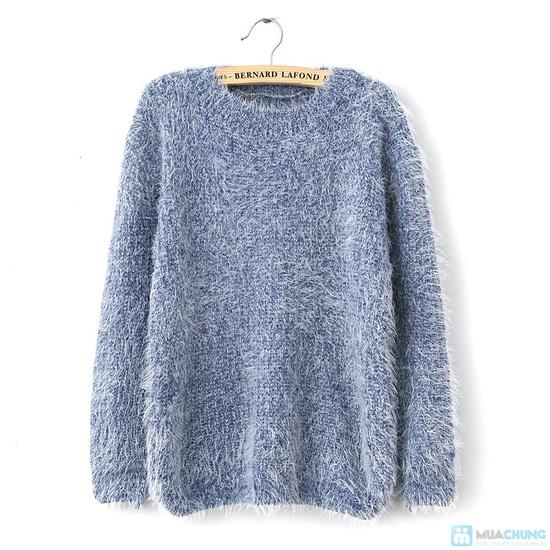 áo len bông xù - 18