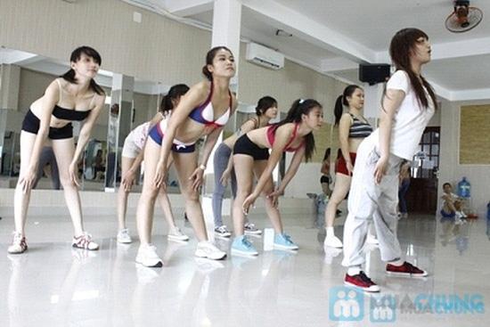 Khóa học Yoga 12 buổi tại CLB Dáng Xinh - 13