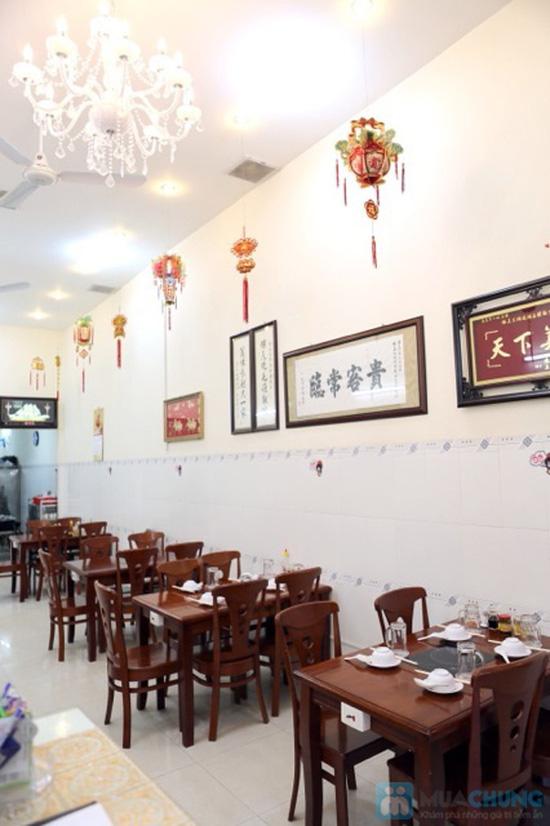 Phần hải sản nướng dành cho 2 người tại Yumei quán - 1