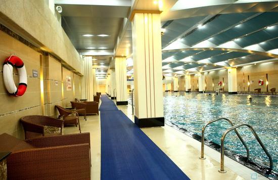 Vé bơi nước nóng không giới hạn + Đồ ăn tại Hapu Swimming Pool - 6