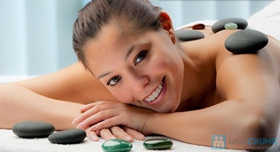 Massage body đá nóng với tinh dầu hoặc kem tại Ngọc Trâm Spa - 4