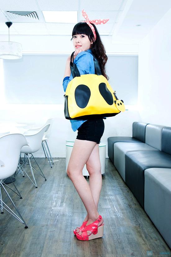 Túi xách thời trang cao cấp Panda - 1