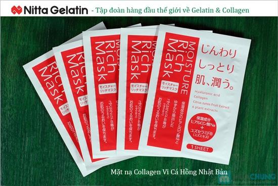 Massage và đắp mặt nạ Collagen vi cá hồng Nhật Bản tại KMA BEAUTY HOUSE - 7