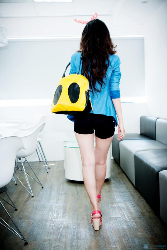 Túi xách thời trang cao cấp Panda - 3