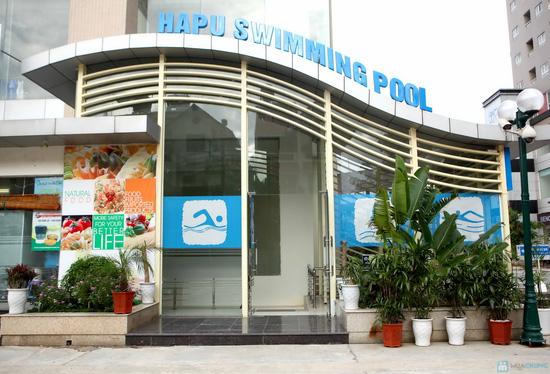 Vé bơi nước nóng không giới hạn + Đồ ăn tại Hapu Swimming Pool - 12