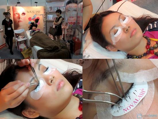 Gói nối mi tơ mi lụa với keo siêu bền tại Miu Lee Salon - 1