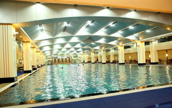 Vé bơi nước nóng không giới hạn + Đồ ăn tại Hapu Swimming Pool - 1