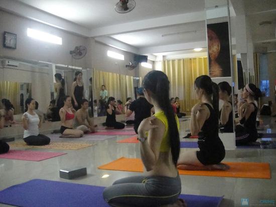 Khóa học Yoga 12 buổi tại CLB Dáng Xinh - 4