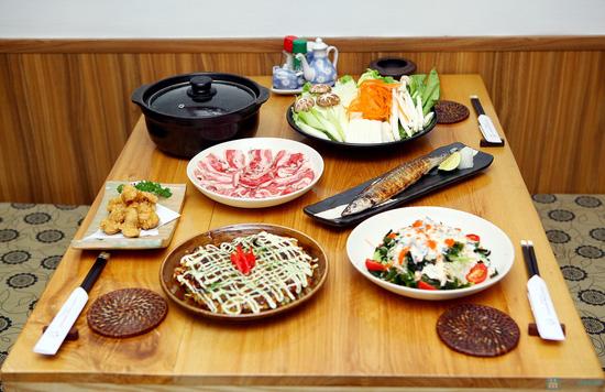 Thưởng thức món ngon Nhật tại NH Tamaya - 1