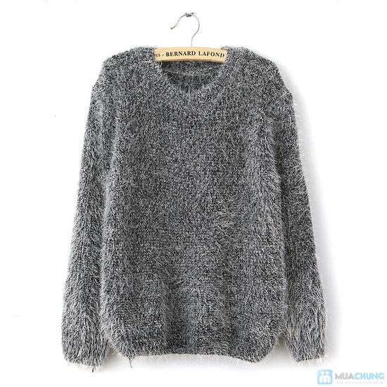 áo len bông xù - 20