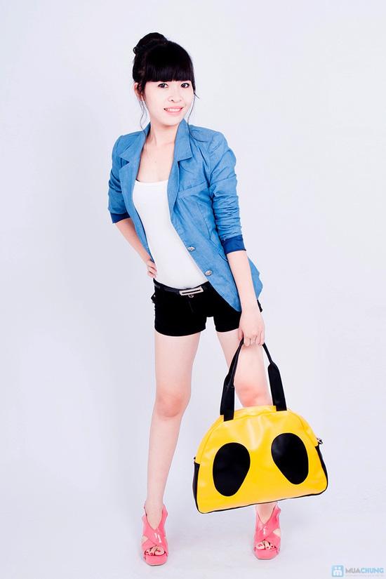 Túi xách thời trang cao cấp Panda - 2
