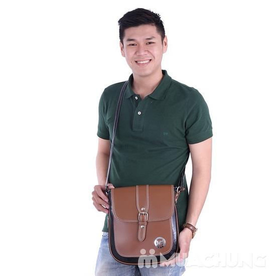 Túi đeo ipad phối màu