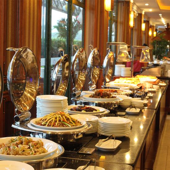 Buffet tối Windsor Plaza Hotel - đẳng cấp 5 sao