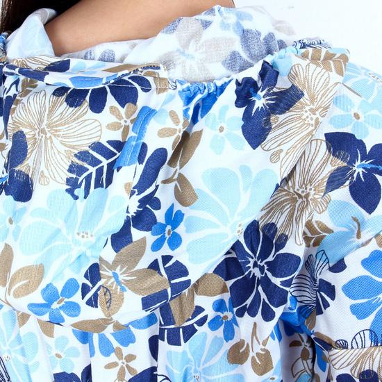 Bảo vệ da với áo chống nắng dáng dài