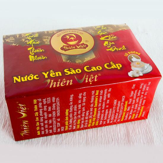 Nước yến sào cao cấp Thiên Việt