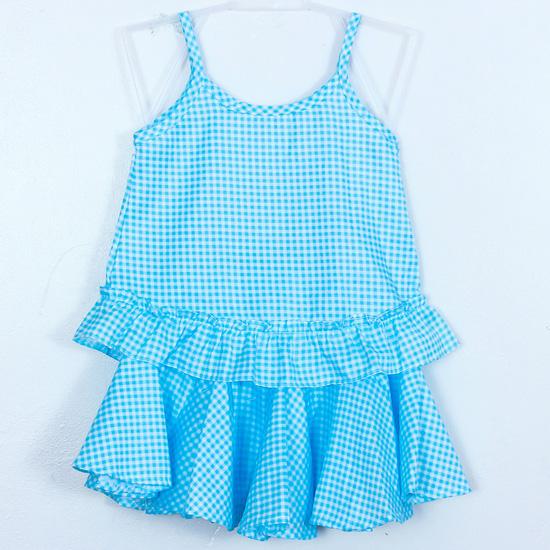 Bộ váy áo dáng xòe đáng yêu