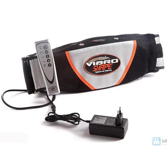 Đai massage rung, nóng giảm béo Vibro Shape