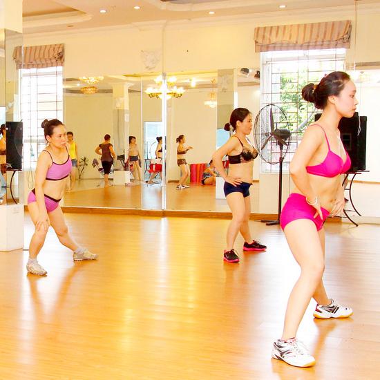 Lựa chọn khóa học nhảy 8 buổi