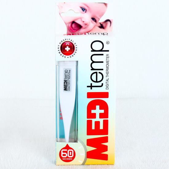 2 chiếc Nhiệt kế điện tử Medi Temp MDT114
