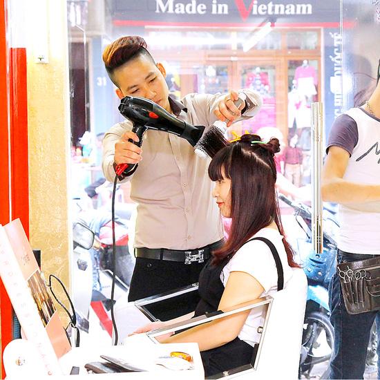 12 gói làm tóc cao cấp tặng kèm Hấp dầu dưỡng tóc