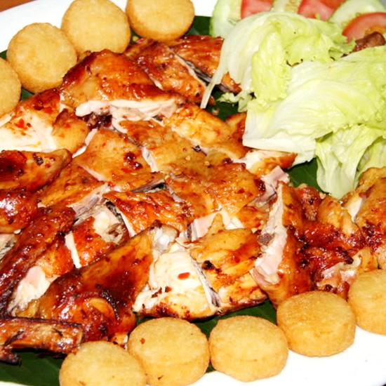Buffet Vui Hội Trăng Rằm Tại Khu Resort Vĩnh Hưng